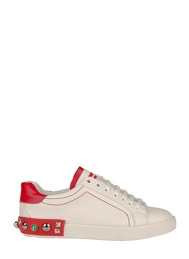 Uniquer Ayakkabı Kırmızı